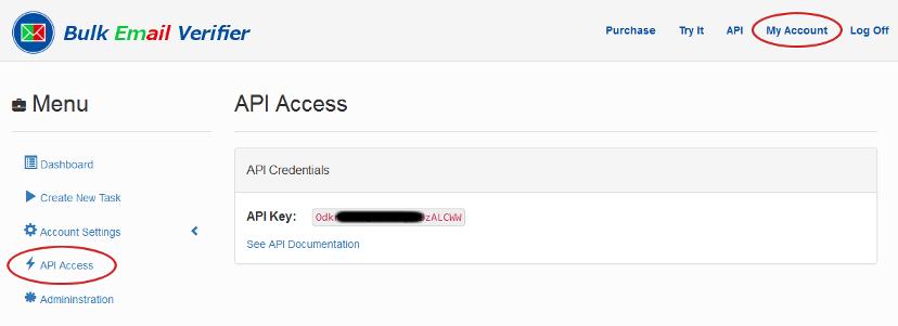 Bulk Email Verifier – Email Verification API Documentation